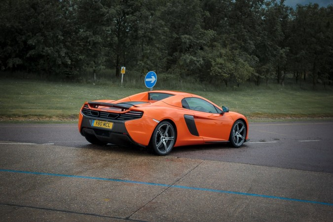 McLaren 650s Coupe Review Review