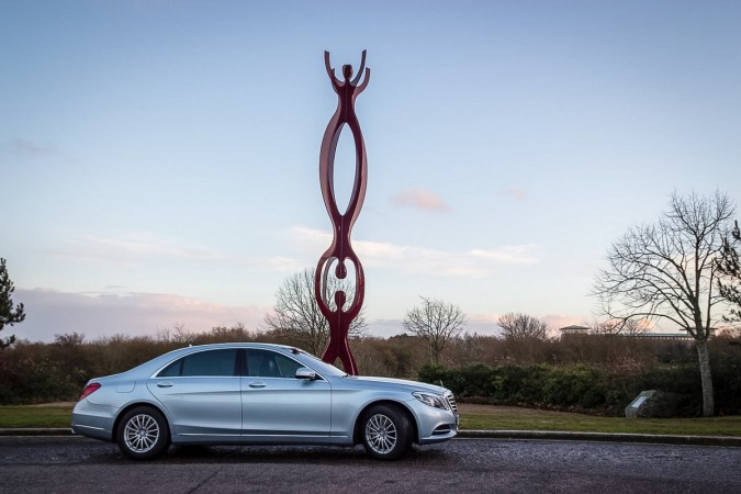 Mercedes-Benz S 400 Hybrid L SE Review