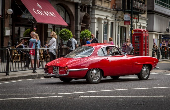 London Car Spotting (34)