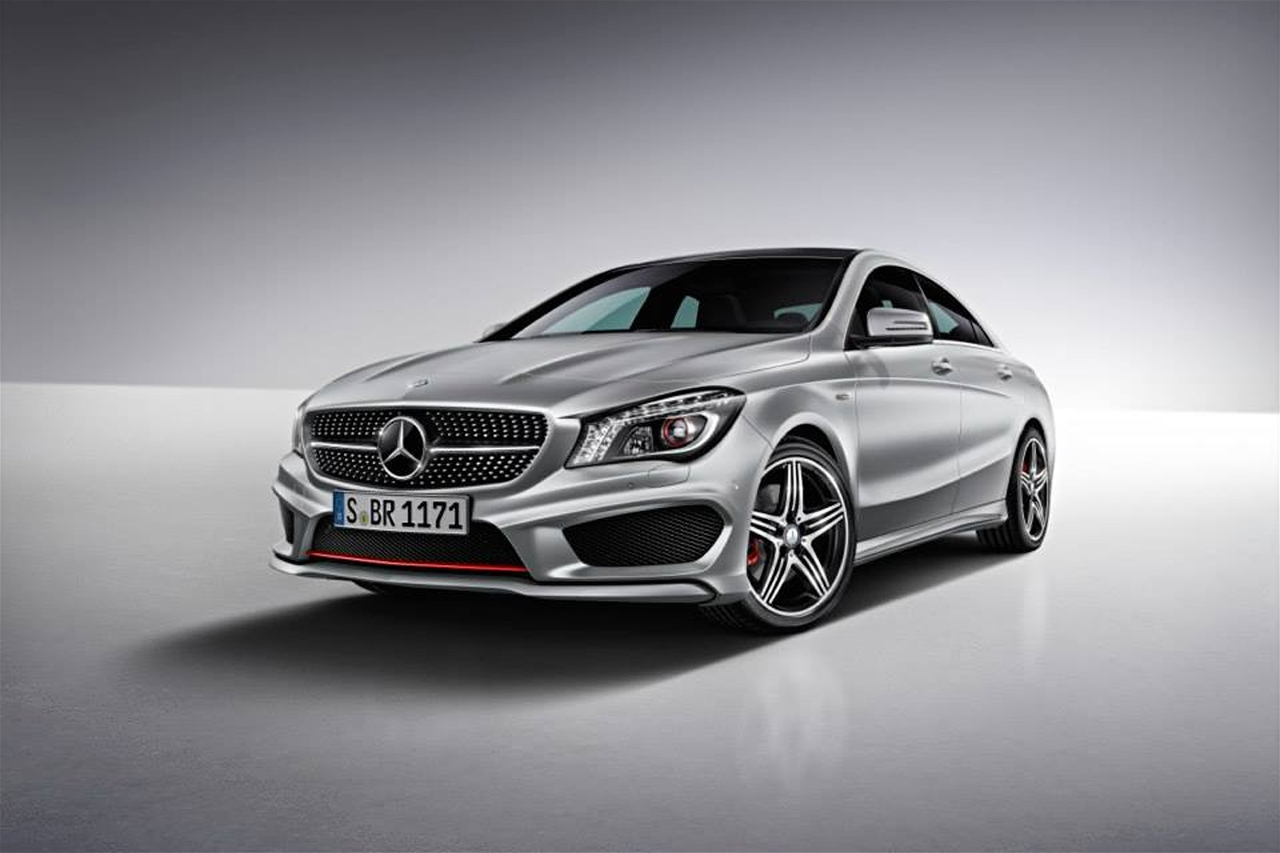 mercedes benz cla250 sport package plus