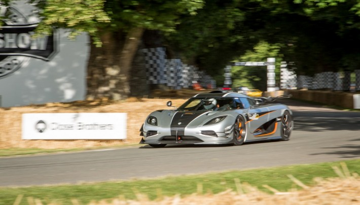 Koenigsegg One1 Goodwood 4