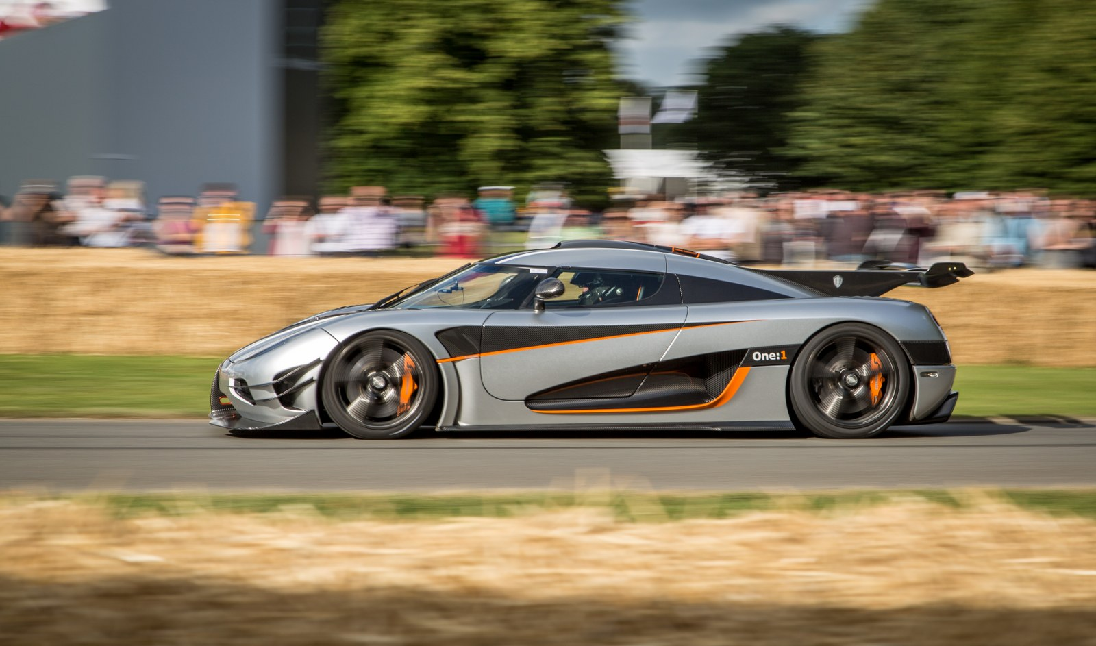 Koenigsegg One 1 >> Goodwood Gallery - The big Four - Koenigsegg One:1