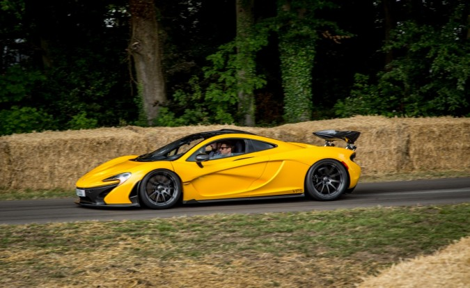 McLaren P1 (11) McLaren Stopped the Production of the P1