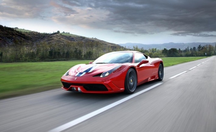 458 Speciale Spider 2