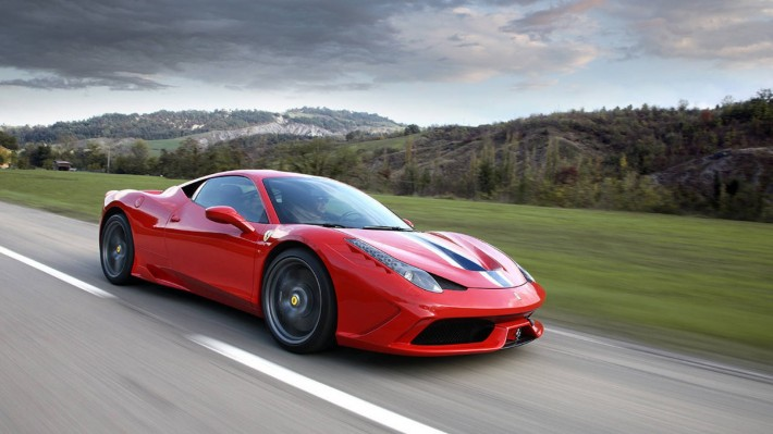 458 Speciale Spider 3