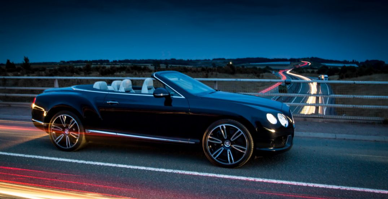 Bentley Continental GTC V8 RM 142