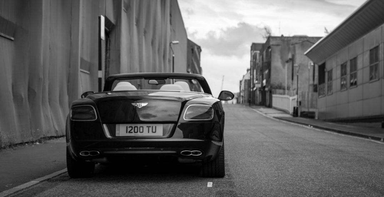 Bentley Continental GTC V8 RM 145