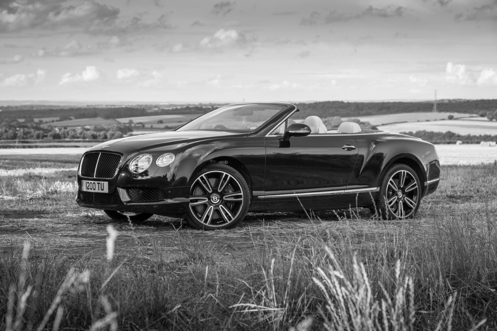 Bentley Continental GT V8 Convertible 7 Day Diary