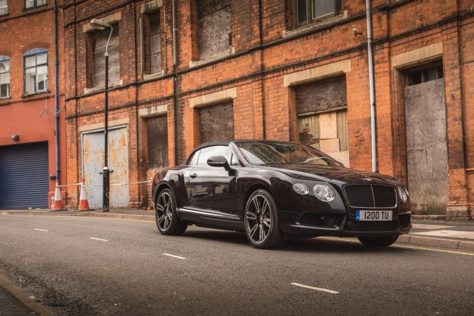 Bentley Continental GT V8 Convertible Review