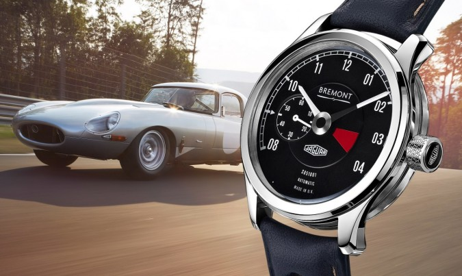 Jaguar and Bremont Watch (4)