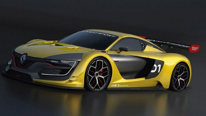 Renault Reveal R.S. 01