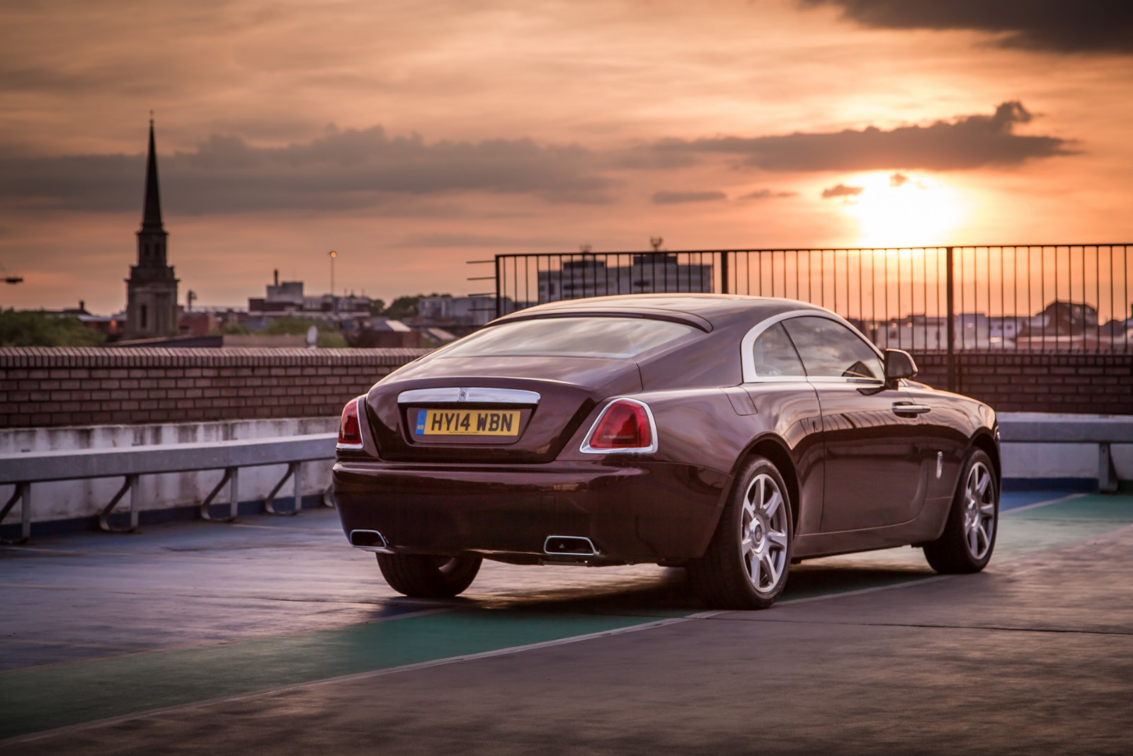 Driven: Rolls-Royce Wraith Review