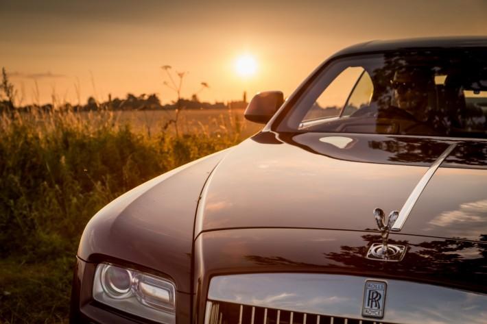 Rolls Royce Wraith RJ 33