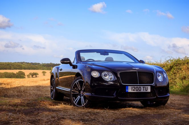 Bentley GTC V8 PH 50