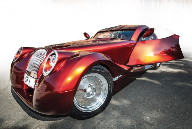 Morgan SP1 Salon Prive (6)