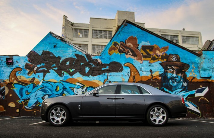 Rolls Royce Ghost 5 710x457
