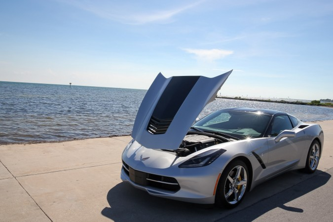 Chevrolet Corvette Stingray-108