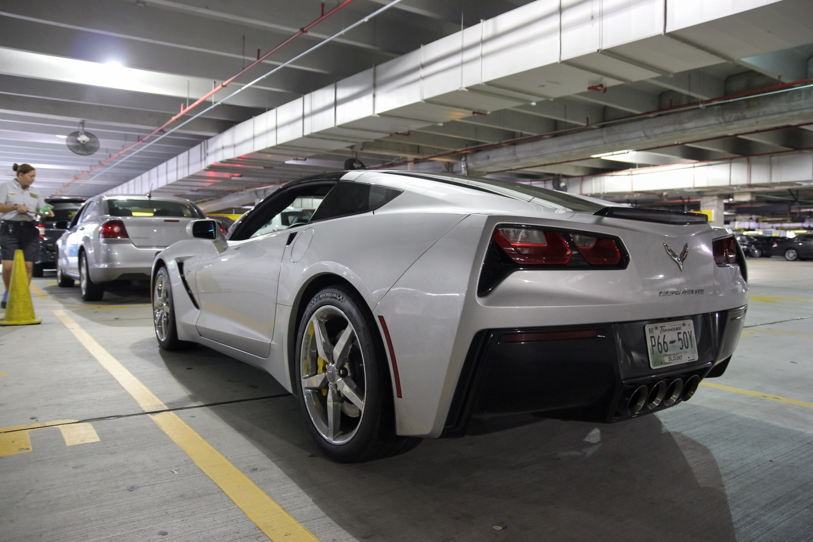 Hertz Corvette Stingray 7 Day Diary Chevrolet S Best Car