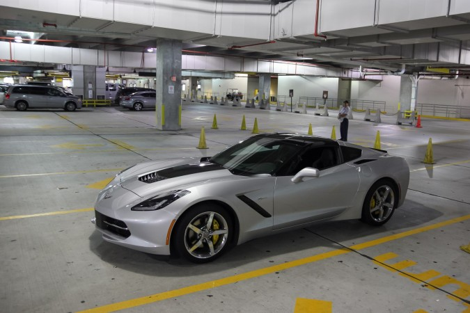 Chevrolet Corvette Stingray-261