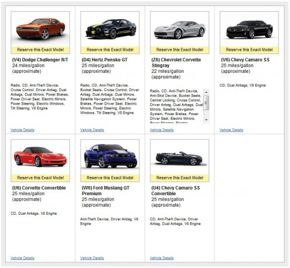 Month Car Rental In Miami