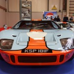 Classic Motorshow 2014 19 Ford GT 3