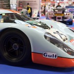Classic Motorshow 2014 19 Ford GT 7