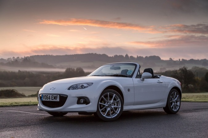 Driven: Mazda MX-5 Roadster Coupe 2.0i Sport Tech Nav Review