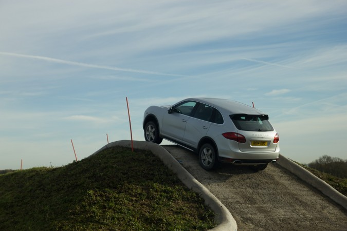 Porsche Cayenne Off Road-101