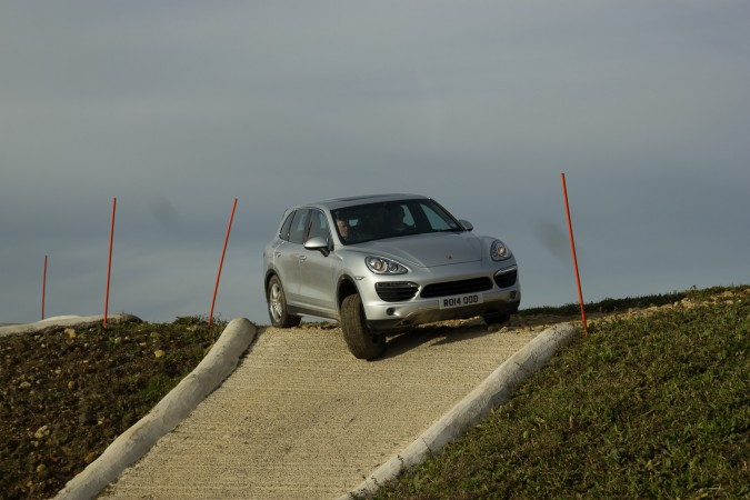 Porsche Cayenne Off Road-134