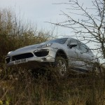 Porsche Cayenne Off Road 153