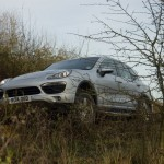 Porsche Cayenne Off Road 154