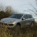 Porsche Cayenne Off Road 155