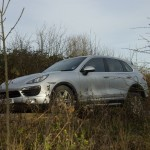 Porsche Cayenne Off Road 159