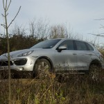 Porsche Cayenne Off Road 160