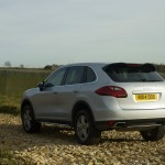 Porsche Cayenne Off Road 176