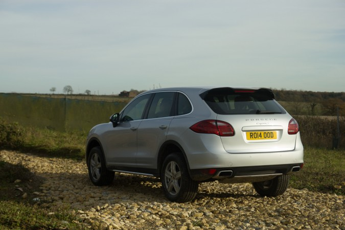 Porsche Cayenne Off Road-176