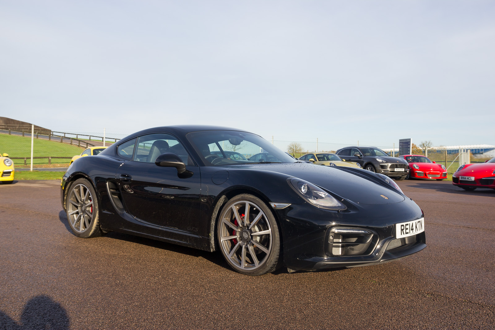Driven Porsche Cayman Gts Review