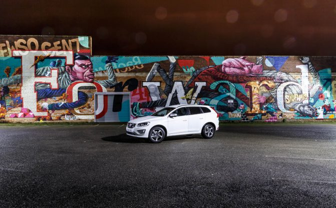 Volvo XC60 Night 1