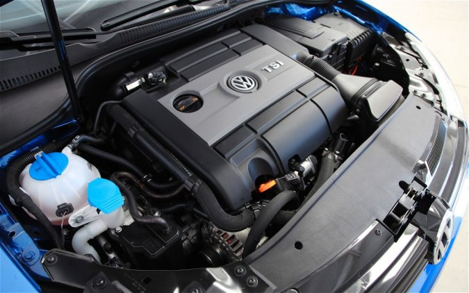 Golf R engine (2lt4)