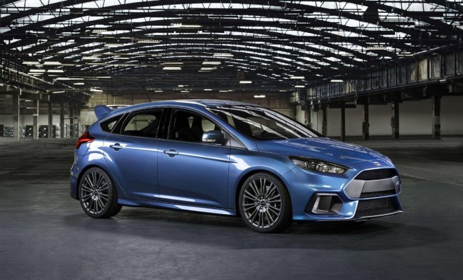 2016 Ford Focus RS (1)