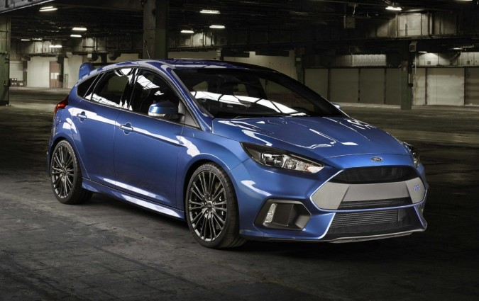 2016 Ford Focus RS (4)