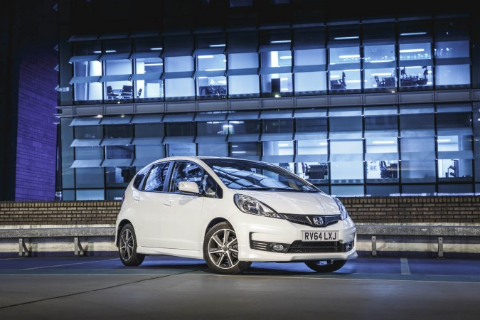 Honda Jazz Si Night 4