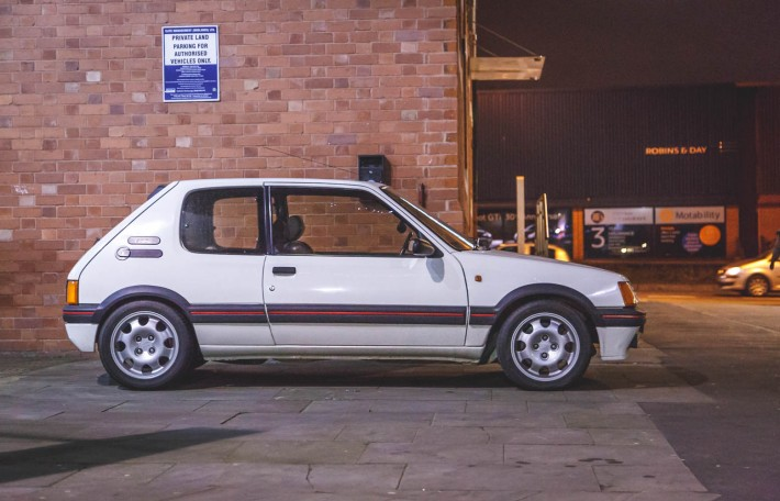 Peugeot 205 Gti Should You Meet Your Heros Pug205
