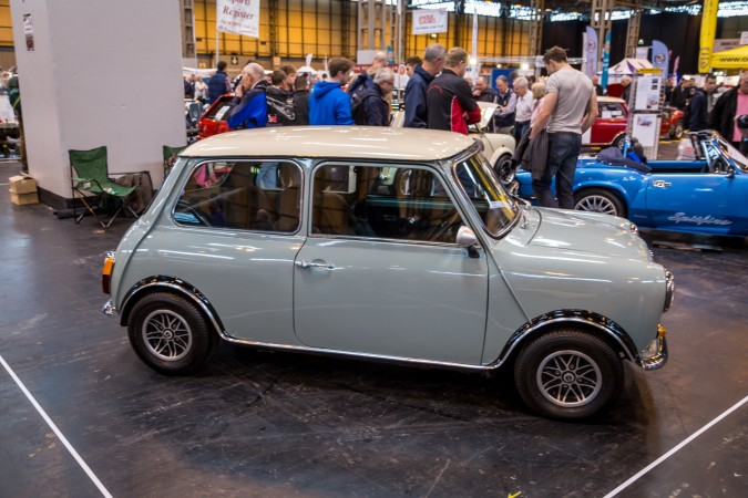 The Practical Classics Restoration 2015 62