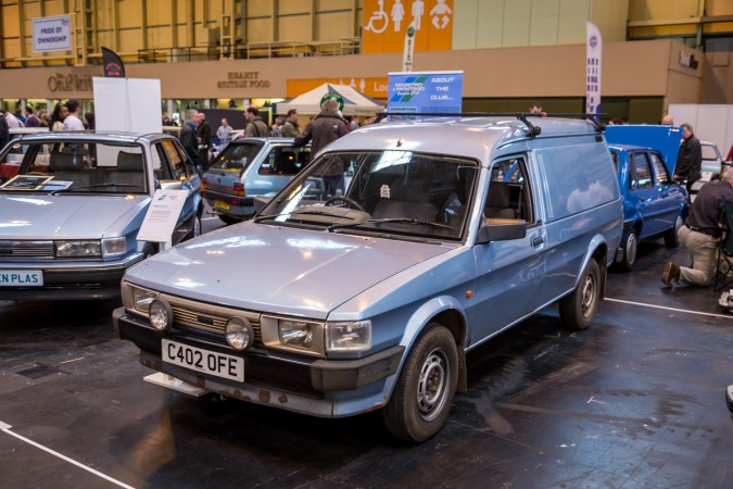 The Practical Classics Restoration 2015 63