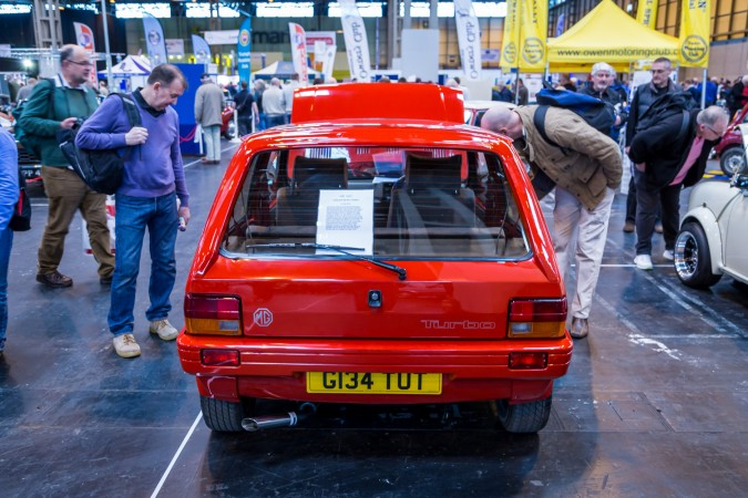 The Practical Classics Restoration 2015 64