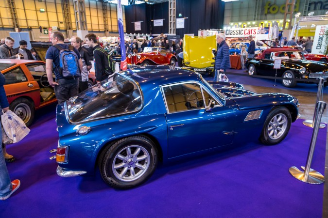 The Practical Classics Restoration 2015 66