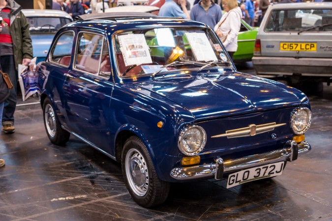 The Practical Classics Restoration 2015 70
