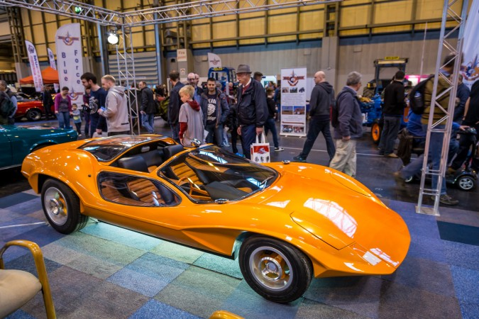 The Practical Classics Restoration 2015 78