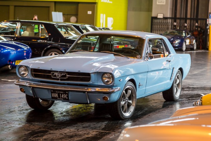 The Practical Classics Restoration Show 2015 in 88 Pictures
